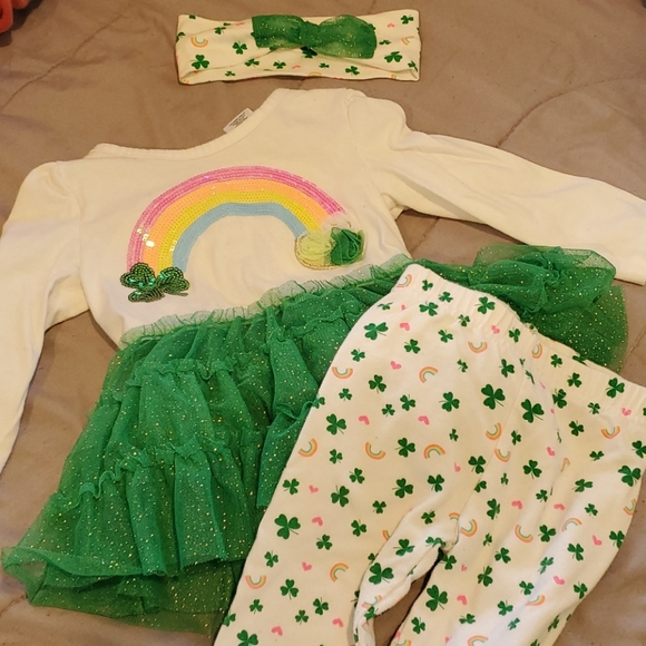 St.Patty's Day Outfit